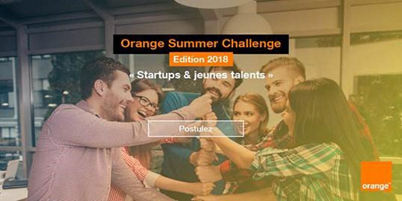 Startups, développez gratuitement vos solutions technologiques innovantes en postulant à l'Orange Summer Challenge 2018
