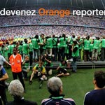Chay May Foot lance le jeu Orange Reporter sur facebook