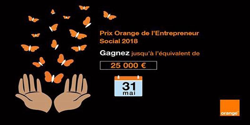 Vous êtes entrepreneur et vous avez une idée technologique et sociale innovante ? Candidatez au Prix Orange de l'Entrepreneur Social en Afrique et au Moyen-Orient sur entrepreneurclub.orange.com