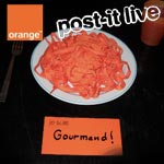 Orange Tunisie et son Post it live proche des lycéens