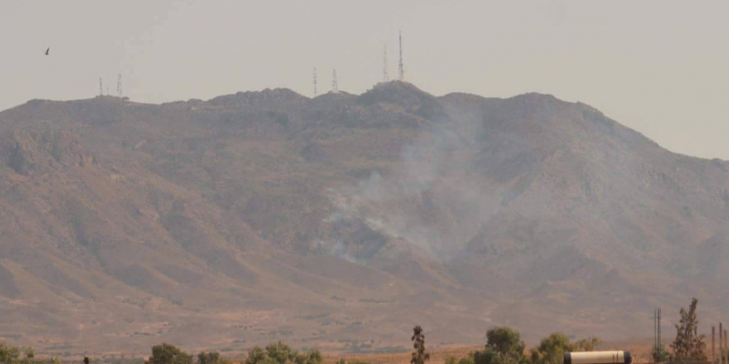 La station de transmission de Orbata à Gafsa attaquée