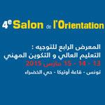 Salon de l'orientation : du 13 au 15 Mars 2015 à l'UTICA