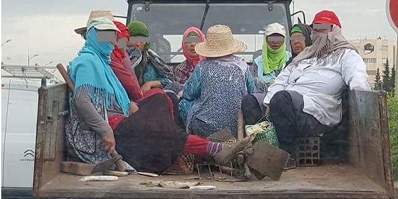 Projet solidaire proposé par l'UTAP au profit des ouvrières agricoles