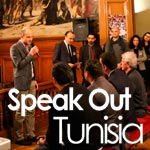 Lancement de l'édition 2014 de Speak Out Tunisia