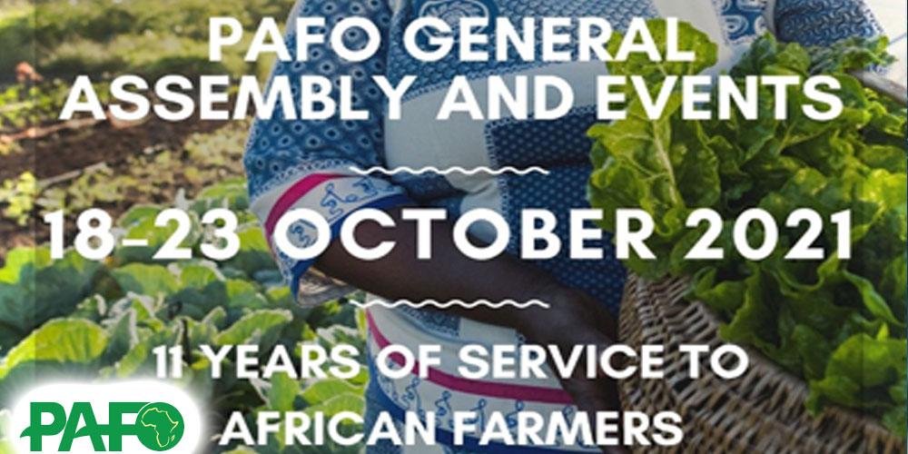 Assemblée générale et événements de la PAFO :11 ans au service des paysans Africains