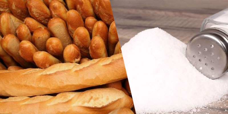 Coup d'envoi de la généralisation du Programme National de la Réduction du sel dans le pain