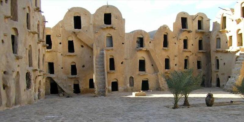 قصر حدادة بتطاوين : ثروة معمارية عريقة مهددة بالاندثار بسبب الإهمال