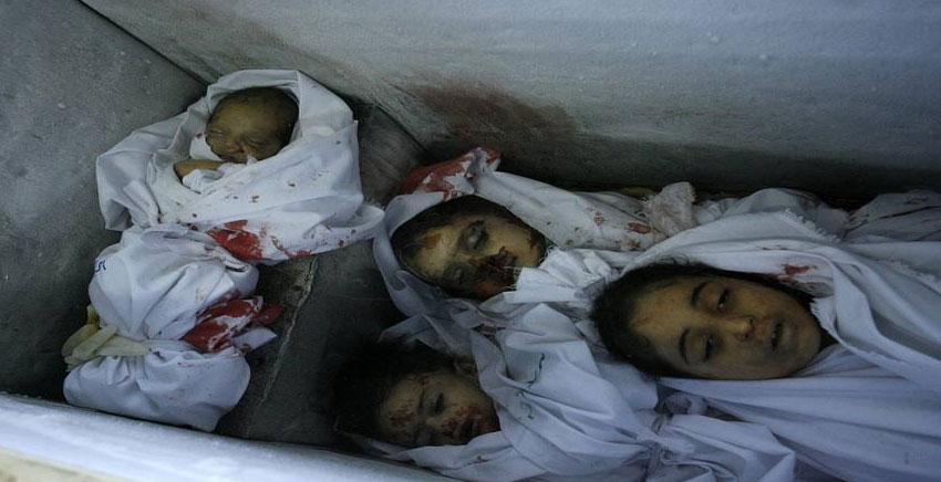 الاحتلال الإسرائيلي يغلق ملف التحقيق بمجزرة الجمعة السوداء في رفح صيف 2014 <