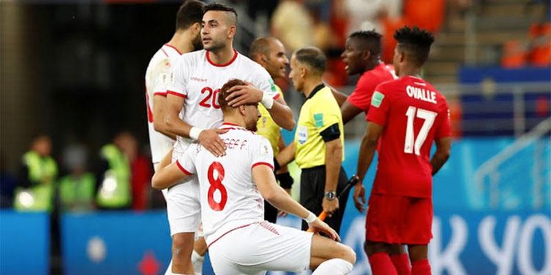 En vidéo : Les buts du match Panama - Tunisie