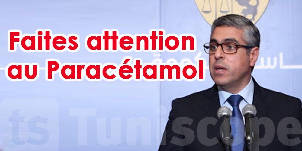 Consultez toujours votre médecin avant de prendre un médicament, conseille Chokri Hammouda