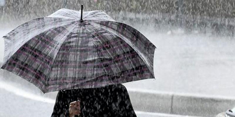 Météo du week-end : prenez vos parapluies !