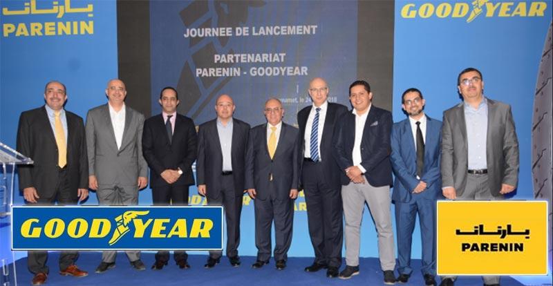 En vidéo: PARENIN devient distributeur officiel de GOODYEAR en Tunisie