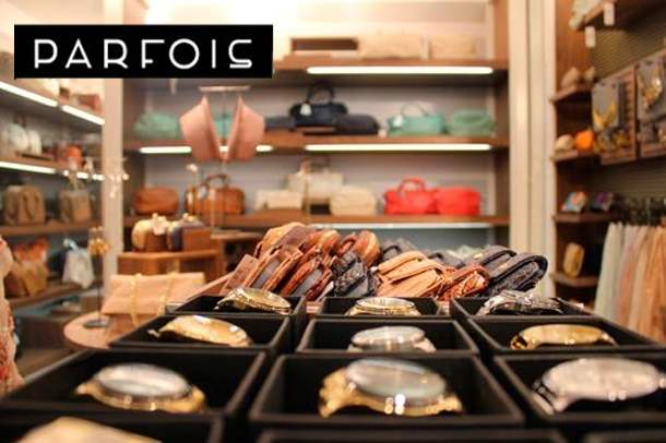Parfois propose une remise de 20% à l'occasion de l'ouverture de son nouveau magasin à Tunis City