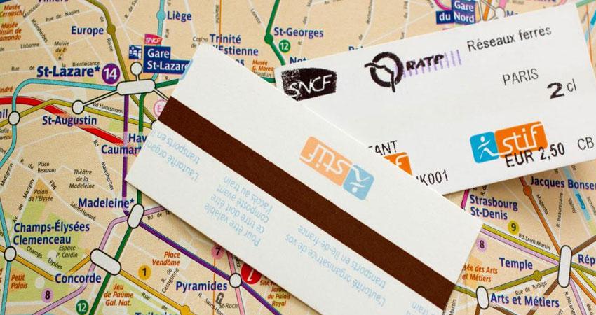 باريس تودّع تذاكر مترو الأنفاق
