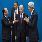 مؤتمر دولي بباريس لتوزيع الأدوار بين بلدان التحالف في حربها على داعش