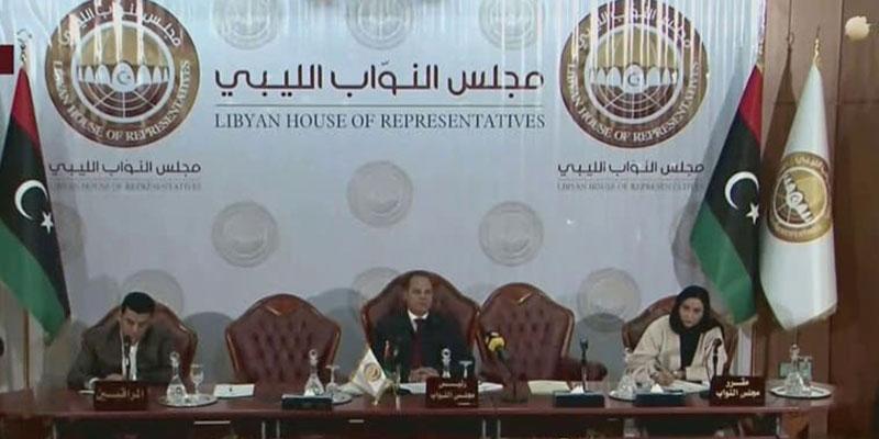 Parlement libyen : annulation de l'accord Sarraj-Erdogane et inculpation de Sarraj pour trahison