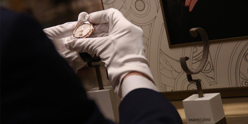 Parmigiani Fleurier débarque chez la joaillerie Wassila ben Youssef