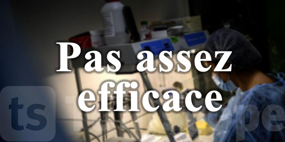 L'Institut Pasteur arrête son projet principal de vaccin