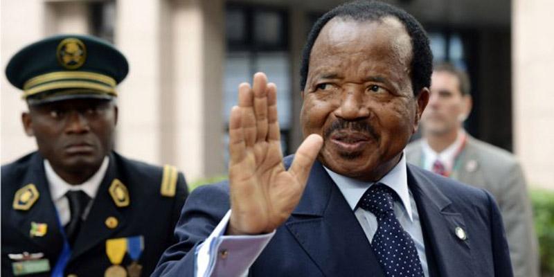 Cameroun : le président Paul Biya officiellement réélu pour un septième mandat consécutif<