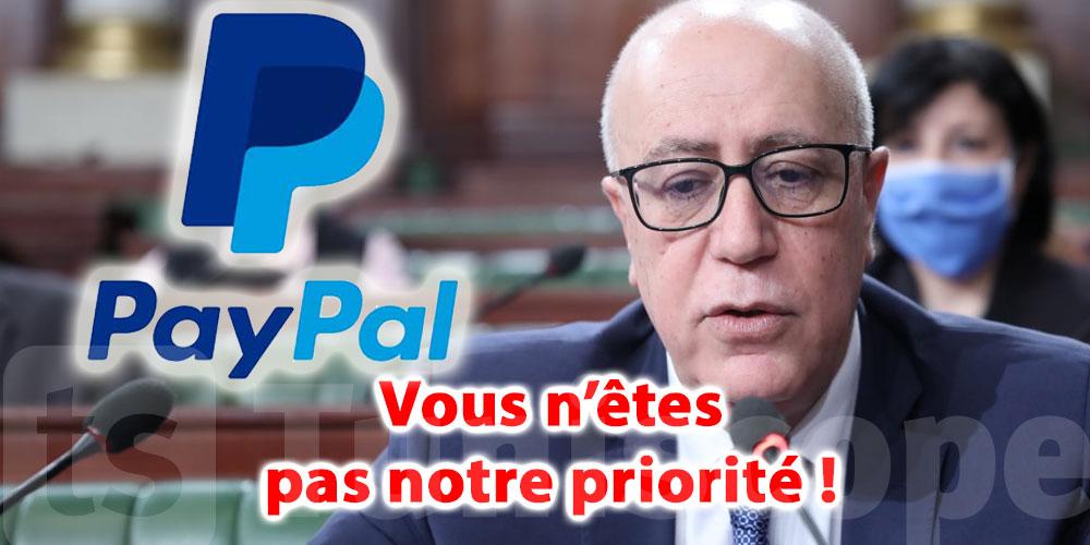 Paypal à la BCT : Vous n'êtes pas notre priorité