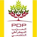 Gel de l'adhésion de 9 membres du PDP