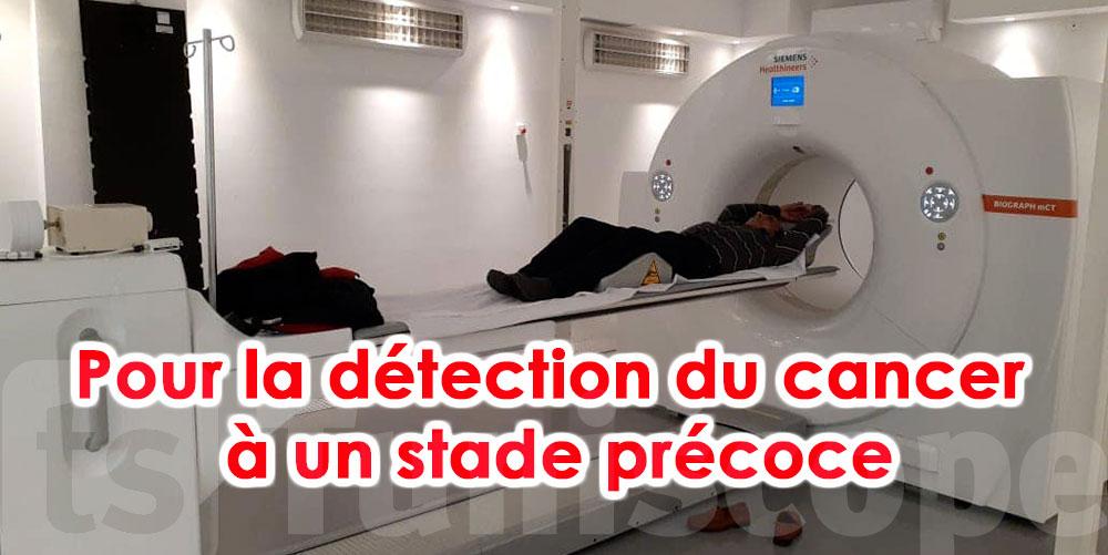 Le Pet Scan enfin opérationnel dans trois hôpitaux