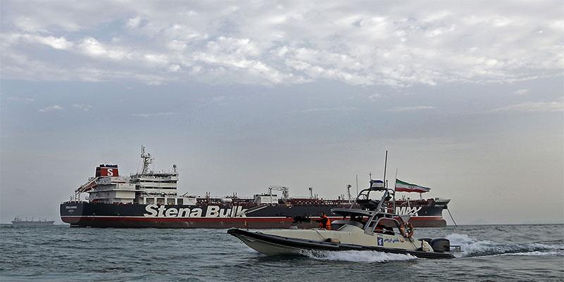 Pétrolier saisi par l'Iran,Londres va faire connaître sa réponse