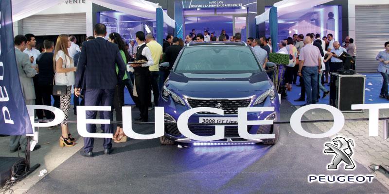 En vidéo : Découvrez la nouvelle agence Peugeot SFAX, la 40ème en Tunisie