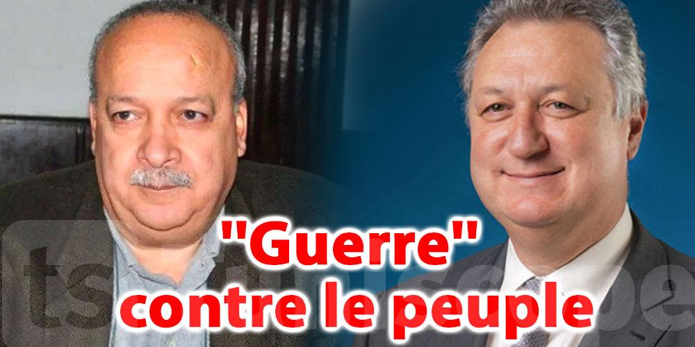 Sami Tahri : Ali Kooli veut brader la Tunisie
