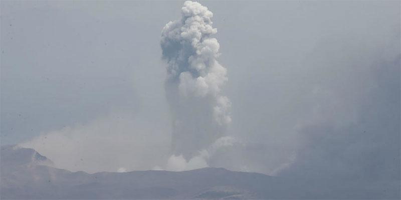 الفلبين: رفع حالة التأهب وإجلاء آلاف السكان تحسبا لثوران بركان تال