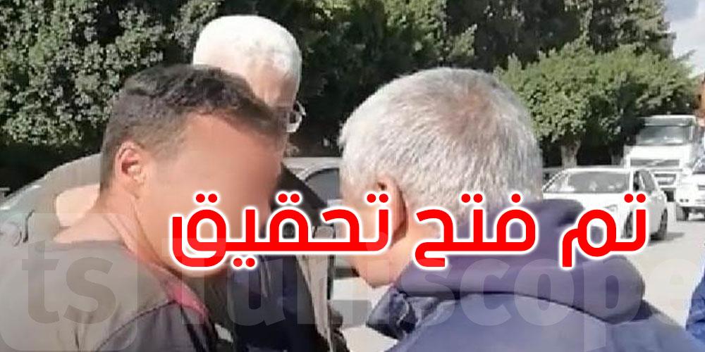سليانة: نقلة عون الأمن الذي اعتدى على راعي أغنام أمام مقر الولاية