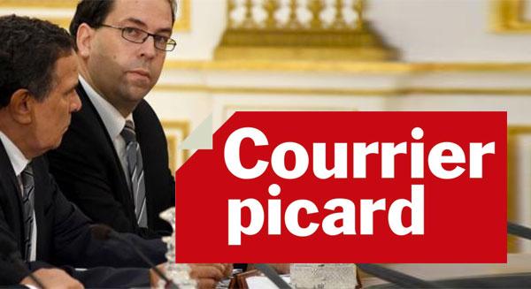 Le Courrier de Picard à propos de Chahed : L'ancien prof à Beauvais est devenu Premier ministre de la Tunisie