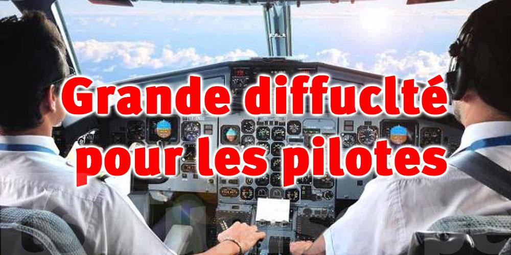 Avec un transport aérien au ralenti, Les jeunes pilotes tunisiens appellent à l'aide