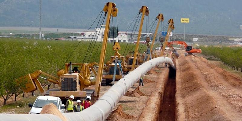 Le transit du gaz algérien vers l'Italie rapporte 154 millions d'euros à la Tunisie