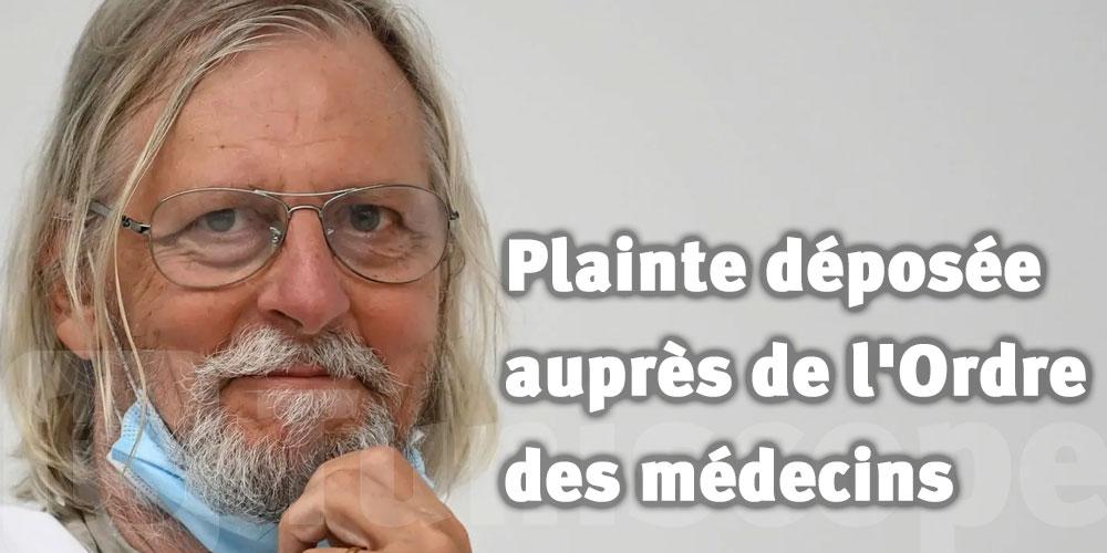 Le Pr. Didier Raoult visé par une plainte auprès de l'Ordre des médecins