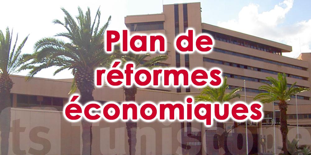 La BCT demande un plan de réformes économiques