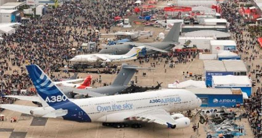 تونس تشارك بالصالون الدولي للطيران والفضاء بباريس