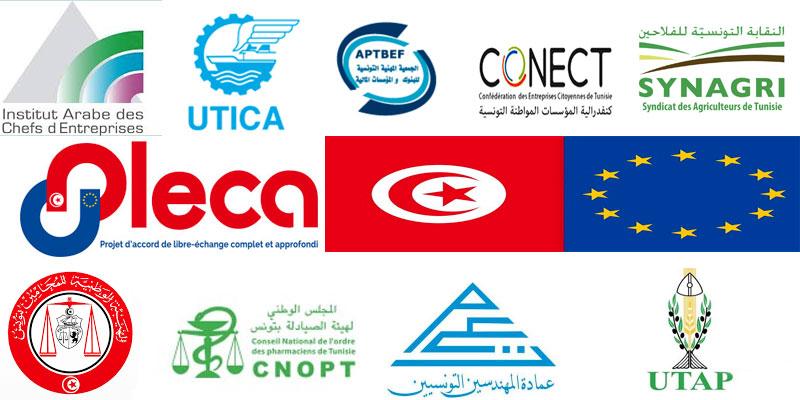 Une plateforme représentative du secteur privé pour débattre de l'ALECA
