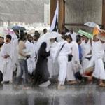 Hajj : Les tunisiens se portent bien malgré les pluies diluviennes d'hier