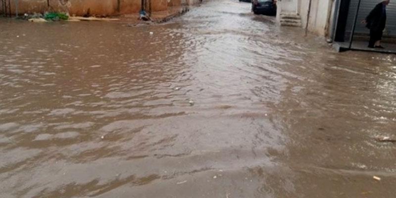 Les pluies ont causé des dégâts estimés à 60 millions de dinars à Majel Bel Abbès<
