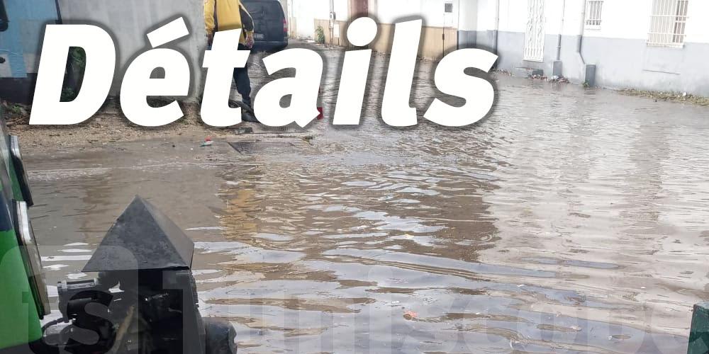 Tunisie-important : Pluies attendues dans ces zones