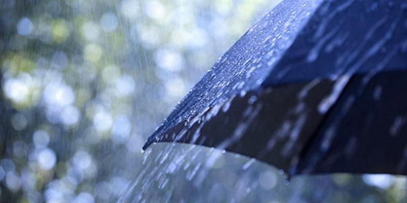 Pluies temporairement orageuses et chutes de grêle, demain