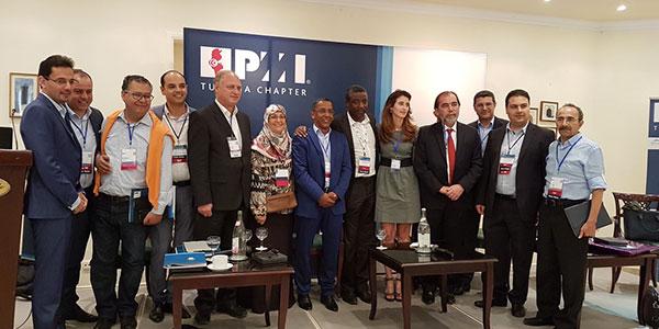En photos : Lancement du chapitre PMI en Tunisie