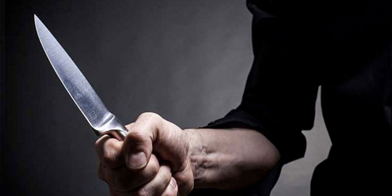 Bizerte: Un français poignardé au couteau et un soldat blessé