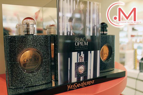 On a testé Black Opium Nuit Blanche, le nouveau parfum d'Yves Saint Laurent