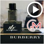 En vidéo : Lancement du nouveau parfum pour homme Mr. Burberry