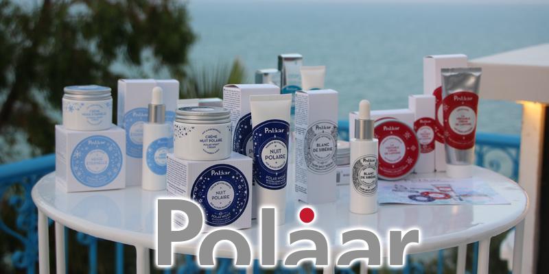 En vidéo : Découvrez les soins de la marque Polaar