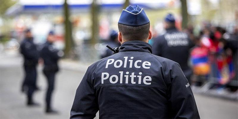 Un sac d'explosifs découvert en Belgique