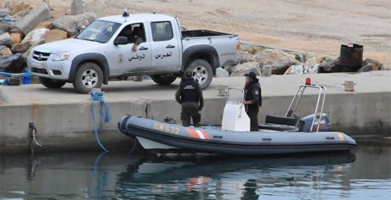 مدنين: وفاة شخص وفقدان 3 آخرين اثر انقلاب مركب هجرة غير شرعيّة