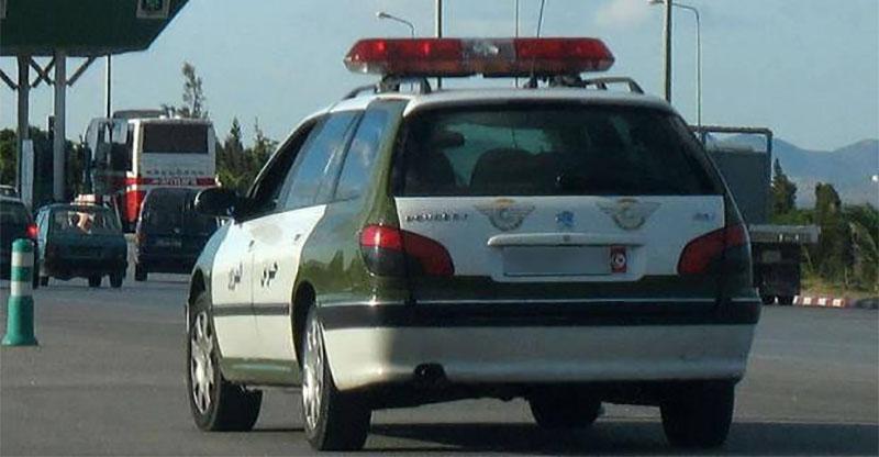 حجز 28 سيارة غير مستوفاة لوثائقها القانونية